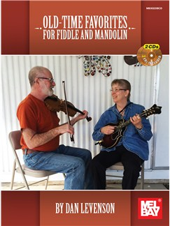 Dan Levenson: Old-Time Favourites For Fiddle And Mandolin (Book/2 CDs) Books and CDs | Violin, Mandolin