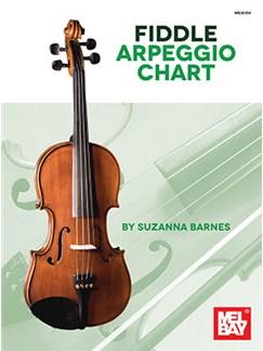 Fiddle Arpeggio Chart  | Violin