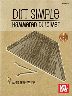 Dirt Simple Hammered Dulcimer: Book And CD Books and CDs | Dulcimer