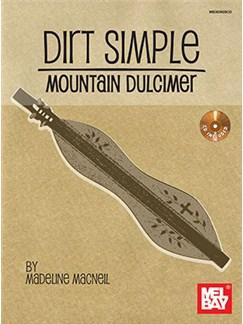 Dirt Simple Mountain Dulcimer: Book/CD Set Books and CDs | Dulcimer