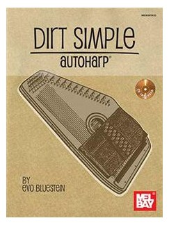 Dirt Simple Autoharp: Book/CD Set Books and CDs | Autoharp, Zither