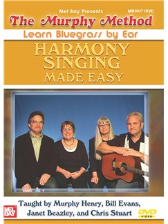 The Murphy Method: Harmony Singing Made Easy DVDs / Videos | Voice