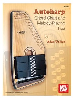 Autoharp Chord Chart And Melody-Playing Tips  | Autoharp, Zither