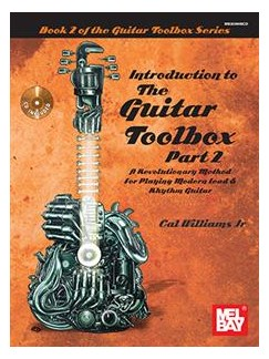 Introduction To The Guitar Toolbox Part 2: Book/CD Set Books and CDs | Guitar