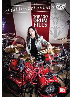 Aquiles Priester's Top 100 Drum Fills DVD DVDs / Videos | Drums