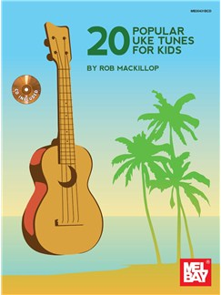20 Popular Uke Tunes For Kids (Book/CD Set) Books and CDs | Ukulele, Lyrics Only
