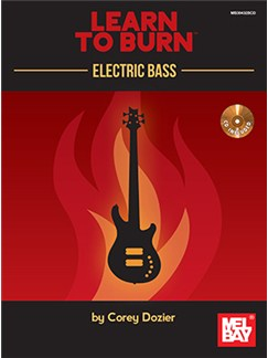 Learn To Burn: Electric Bass Books and CDs | Bass Guitar