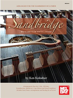 The Sandbridge Waltz And Slow Air Collection: Arranged For Hammered Dulcimer Books | Dulcimer