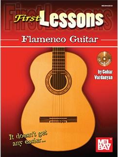 First Lessons: Flamenco Guitar – Book/CD Set Books and CDs | Guitar