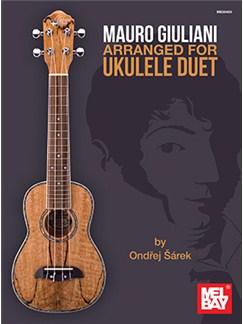 Mauro Giuliani Arranged For Ukulele Duet By Ondrej Sarek Books | Ukulele