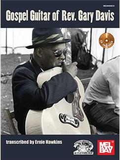 Gospel Guitar Of Rev. Gary Davis (Book/CD) Books and CDs | Guitar