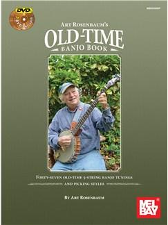 Art Rosenbaum's Old-Time Banjo Book (Book/2 DVDs) Books and DVDs / Videos | Banjo