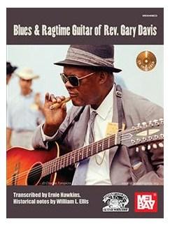 Blues & Ragtime Guitar Of Rev. Gary Davis (Book/CD) Books and CDs | Guitar