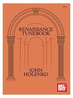 John Holenko: Renaissance Tunebook Books | C Instruments