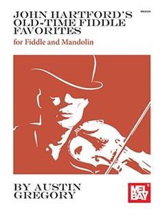 John Hartford's Old-Time Fiddle Favorites Books | Violin