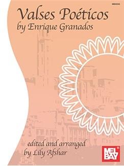 Enrique Granados: Valses Poeticos Books | Guitar