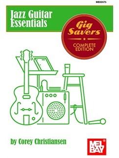 Corey Christiansen: Jazz Guitar Essentials Books | Guitar