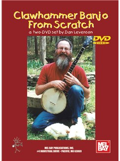 Dan Levenson: Clawhammer Banjo From Scratch - 2 DVD Set DVDs / Videos | Banjo