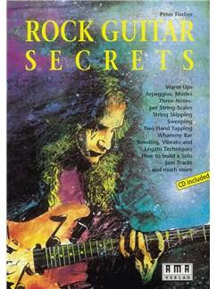 Peter Fischer: Rock Guitar Secrets Books and CDs | Electric Guitar