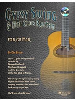 Gypsy Swing & Hot Club Rhythm for Guitar Books and CDs | Guitar, Guitar Tab