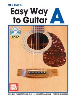 Easy Way to Guitar A Books and DVDs / Videos | Guitar