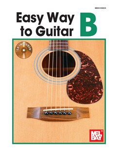 Easy Way to Guitar B Books and CDs | Guitar