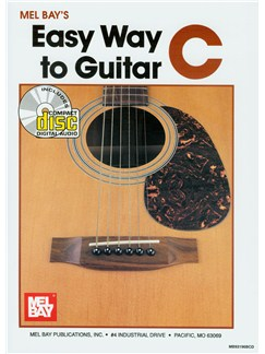 Easy Way to Guitar C Books and CDs | Guitar