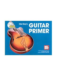 Guitar Primer Books and CDs | Guitar