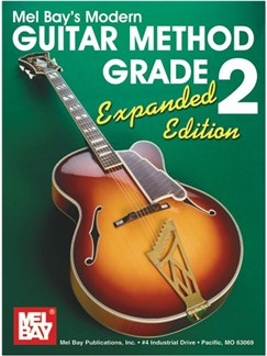 Modern Guitar Method Grade 2 - Expanded Edition - Watkiss Edition Books | Guitar