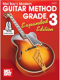 Modern Guitar Method Grade 3, Expanded Edition (Book/Online Audio) Books and Digital Audio | Guitar