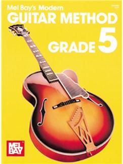 Modern Guitar Method Grade 5 Books | Guitar