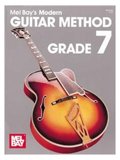 Mel Bay's Modern Guitar Method: Grade 7 Books | Guitar