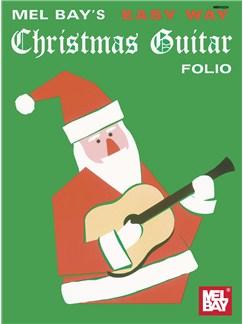 Easy Way Christmas Guitar Folio Books | Guitar