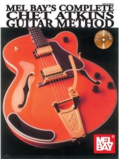 Complete Chet Atkins Guitar Method Books   Guitar