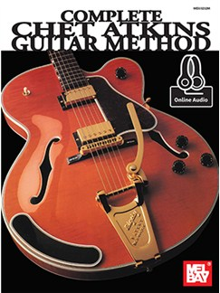 Complete Chet Atkins Guitar Method (Book/Online Audio) Books and Digital Audio | Guitar