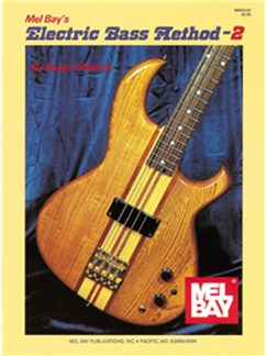 Electric Bass Method Volume 2 Books | Bass Guitar