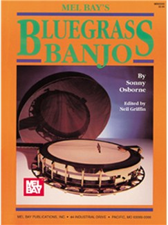 Bluegrass Banjo Books | Banjo