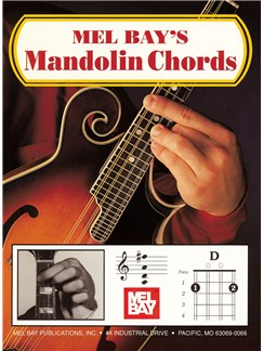 Mel Bay: Mandolin Chords Books | Mandolin