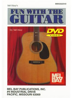 Mel Bay: Fun With The Guitar DVDs / Videos | Guitar