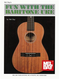 Fun with the Baritone Uke Books and DVDs / Videos | Ukulele
