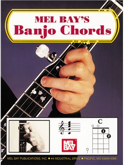 Mel Bay: Banjo Chords Books | Banjo