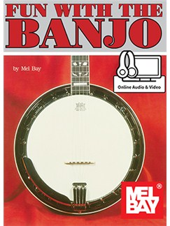 Fun With The Banjo (Book/Online Audio) Books and Digital Audio | Banjo