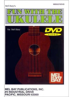 Joe Carr: Fun With The Ukulele DVDs / Videos | Ukulele