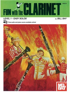 Fun with the Clarinet Books | Clarinet