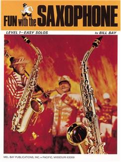 Fun with the Saxophone Books   Saxophone