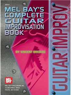 Complete Guitar Improvisation Book Books | Guitar, Guitar Tab