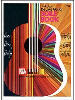 Deluxe Guitar Scale Book Books | Guitar