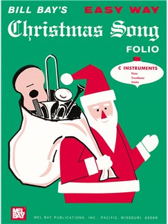 Easy Way Christmas Song Folio/C Instruments Books | C Instruments