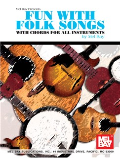 Fun with Folk Songs Books | String Instruments