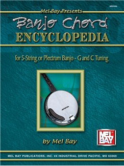 Banjo Chord Encyclopedia Books | Banjo